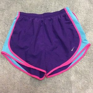 Nike Dri Fit Running Shorts - Medium